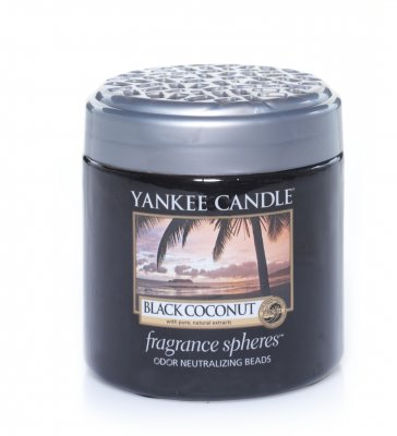 Yankee Candle Fragrance Spheres - Black Coconut