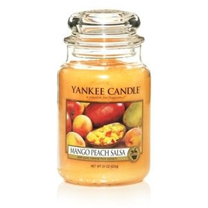 Yankee Candle Mango Peach Salsa - Large jar